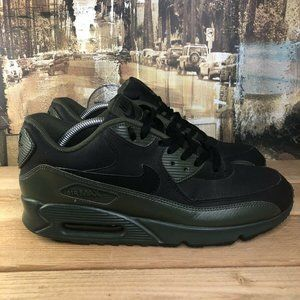Nike AIr max 90 mid winter olive green shoes